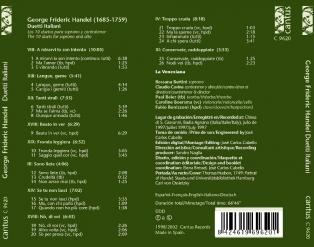 C 9620 GEORGE FRIDERIC HANDEL [9,99 Euros]