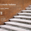 C 9615 À MODO ITALIANO: MÚSICA ITALIANA PARA CLAVE, ss. XVI-XVII