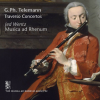 C 9504 G.Ph. TELEMANN: TRAVERSO CONCERTOS [9,99 Euros]