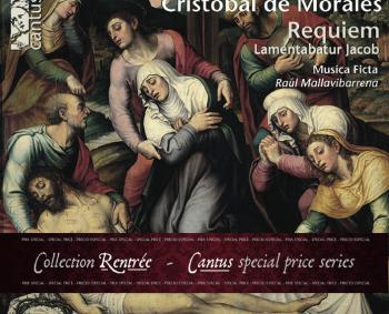 C 9627 CRISTÓBAL DE MORALES – COLLECTION RENTRÉE [7,57 Euros]