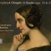 C 9635 FRYDERYK CHOPIN: 24 ÉTUDES opp. 10 & 25 [9,99 Euros]