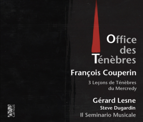 C 9507 F. COUPERIN: OFFICE DES TÉNÈBRES [9,99 Euros]