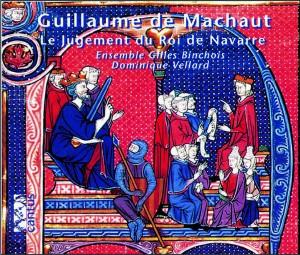 C 9626 Machaut: Le Jugement du Roi de Navarre