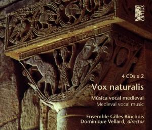 C 9817/20 Vox Naturalis (4 CDs)