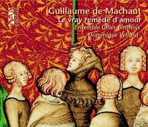 C 9625 GUILLAUME DE MACHAUT [9,99 Euros]