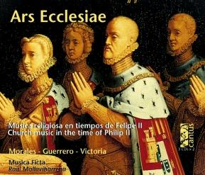 C 9801/3 ARS ECCLESIAE (3 CDs x 2) [19,99 Euros]
