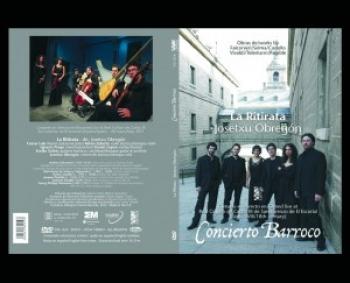 CV 1210 – CONCIERTO BARROCO (DVD) [11,99 Euros]