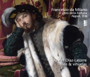 C 9660 FRANCESCO DA MILANO: IL LIBRO DELLA FORTUNA (1536) [9,99 Euros]