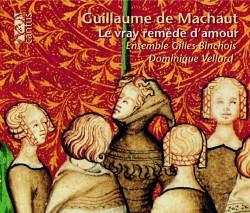 C 9625 machaut: Le Vray Remède d'amour