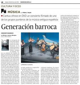 DVD DIARIO SEVILLA